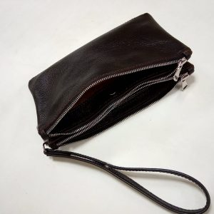 Мужская сумка с ремешком на руку
