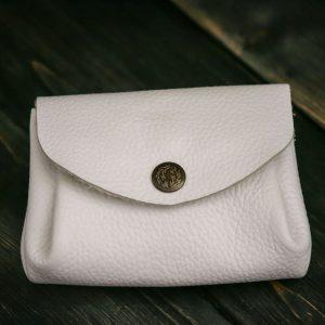 Дамский кошелек из натуральной кожи