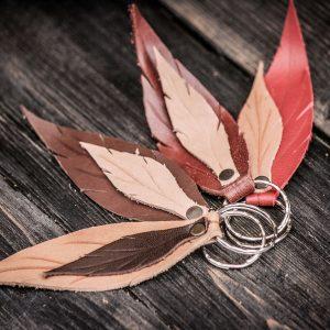 """Брелок """"Осенние листья"""""""