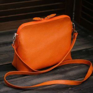 "Женская сумочка ""Апельсин"""